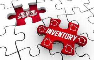 Upsize Housing Inventory Shortage