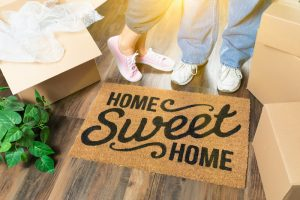 Real Estate Welcome Mat
