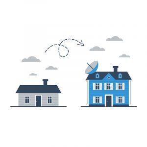 Upsize Move Up House