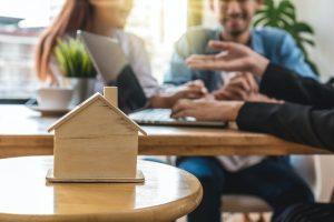 Real Estate Agent Hot Housing Market
