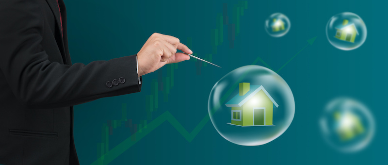Housing Bubble About to Pop