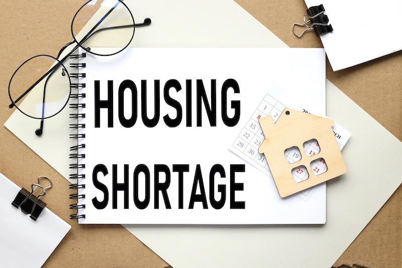 Housing Market Shortage